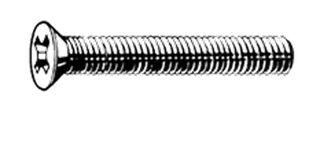 Mynd af Skrúfa    4 X   25mm