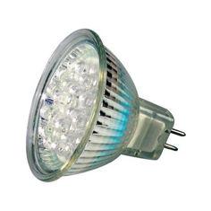 Mynd af LED-pera LL 12V 2W Hlýhvít