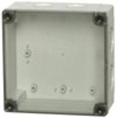 Mynd af Box PCM glært lok 130x130x125