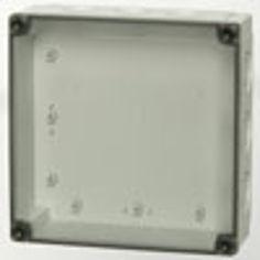 Mynd af Box PCM glært lok 180x180x 75