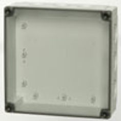 Mynd af Box PCM glært lok 180x180x125
