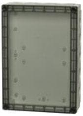Mynd af Box PCM glært lok 255x180x100
