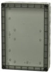 Mynd af Box PCM glært lok 255x180x150