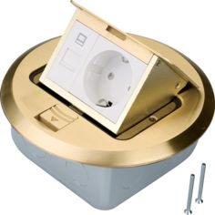 Mynd af Gólfbox Brons Ø150mm
