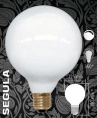 Mynd af Globe125 Milky LED 420lm 6W