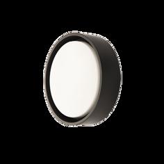 Mynd af Frame Round LED loft-/veggljós Svart