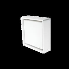 Mynd af Frame Square LED loft-/veggljós Hvítt