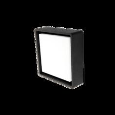 Mynd af Frame Square LED loft-/veggljós Svart