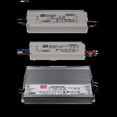 Mynd af LED-spennar IP67 ódimmanlegir - Constant voltage
