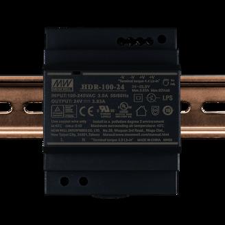 Mynd af Spennir LED 24V 100W DIN