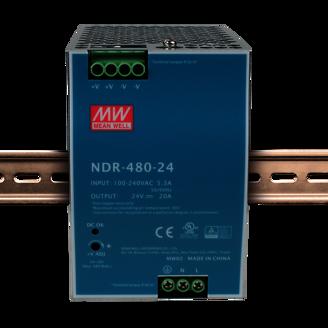 Mynd af Spennir LED 24V 480W DIN