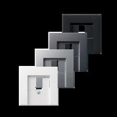 Mynd af Gira System 55 USB lok