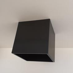 Mynd af Loftkubbur 10x10 svartur