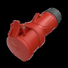 Mynd af CEE Hulsa 400V 5p. IP54 16A